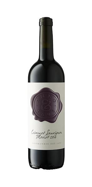 Minnegoed Wines Normandie Anno Pack Shot