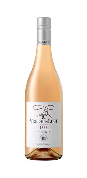 Minnegoed Wines Vrede En Lust Jess Rose 2019