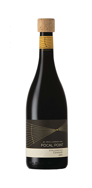 Laarman Focal Point Cinsault Stellenbosch 2017