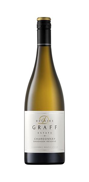 Minnegoed Wines Delaire Banghoek Reserve Chardonnay 2017