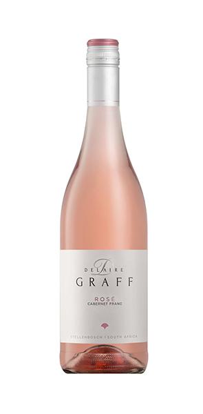 Minnegoed Wines Delaire Rose Cab Franc 2018