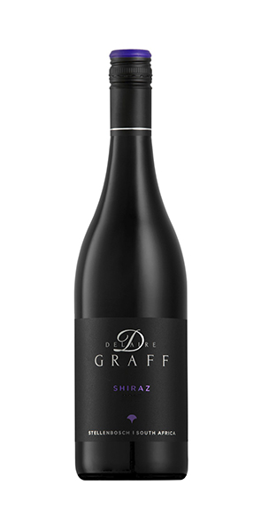 Minnegoed Wines Delaire Shiraz 2017