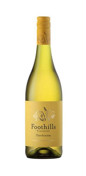 Minnegoed Wines Foothills Chardonnay
