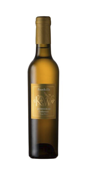Minnegoed Wines Foothills Monogram Collection Straw Wine