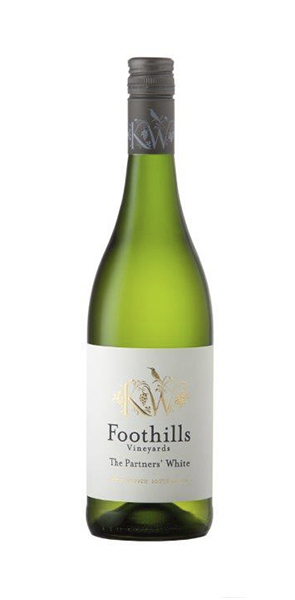 Minnegoed Wines Foothills Partners White