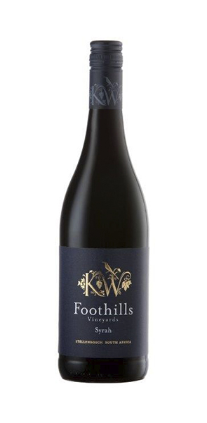 Minnegoed Wines Foothills Syrah