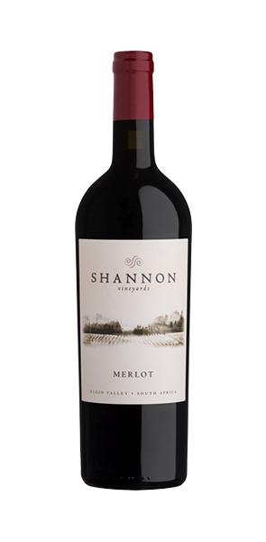 Minnegoed Wines Shannon Merlot 2016