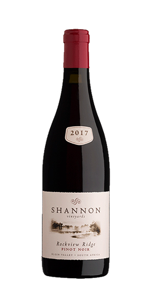 Minnegoed Wines Shannon Rockview Ridge Pinot Noir 2017