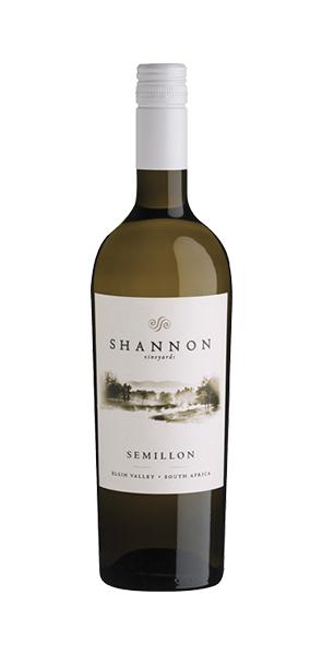 Minnegoed Wines Shannon Semillon