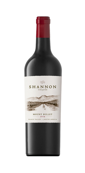 Minnegoed Wines Shannon Mount Bullet Red