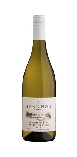 Minnegoed Wines Shannon Sanctuary Sauvignon Blanc 2018