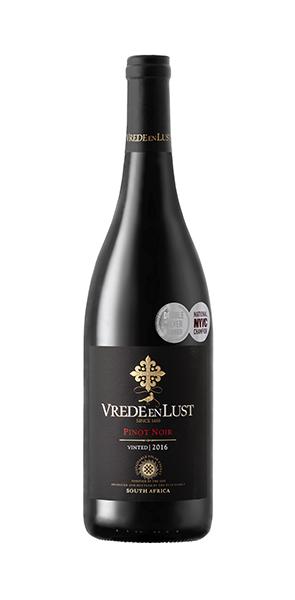 Minnegoed Wines Vrede En Lust Pinot Noir
