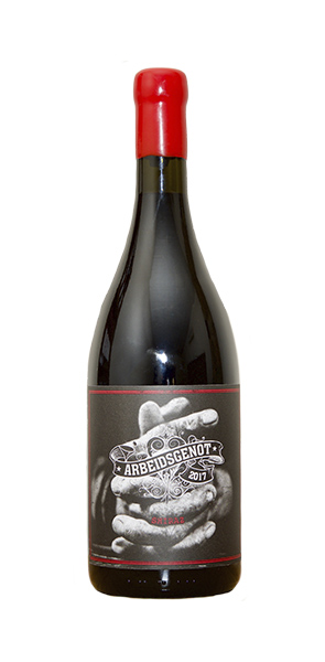 Minnegoed Wines Meerhof Arbeidsgenot Bottle