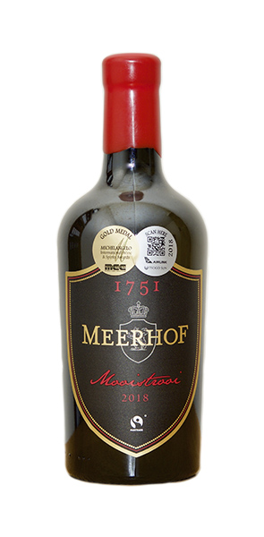 Minnegoed Wines Meerhof Mooistrooi Bottle