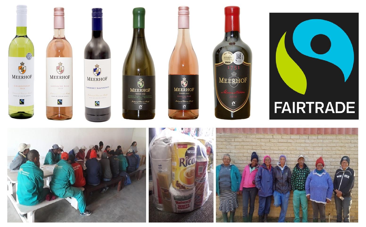 Meerhof Fairtrade Lineup