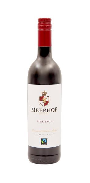 Minnegoed Wines Meerhof Winery Pinotage