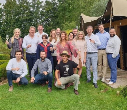 Minnegoed Wines Team Photo 2019