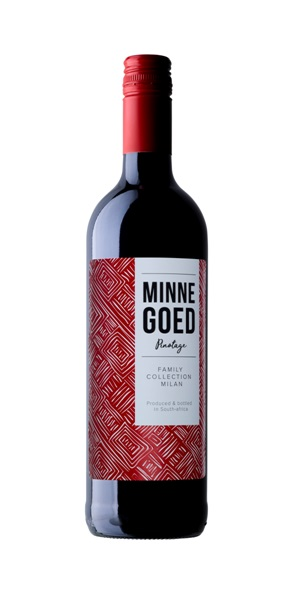 Minnegoed Wines Pinotage No Vintage