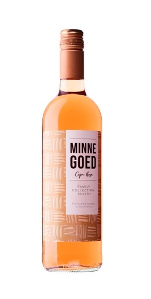 Minnegoed Wines Rose No Vintage
