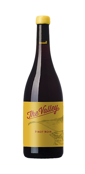 Minnegoed Wines The Valley Pinot Noir
