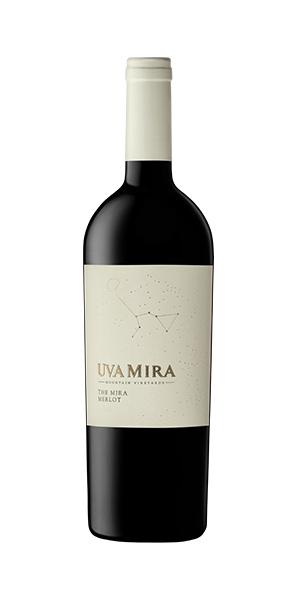 Minnegoed Wines Uvamira The Mira Merlot Nv